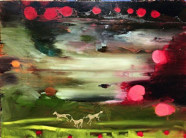 BEEZY BAILEY, Wild Horses on Mars